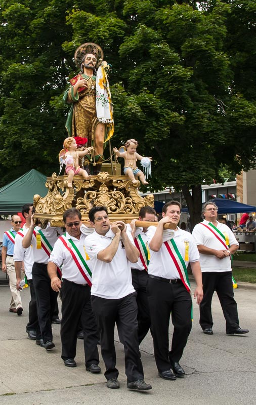St. Rocco Feast 2014